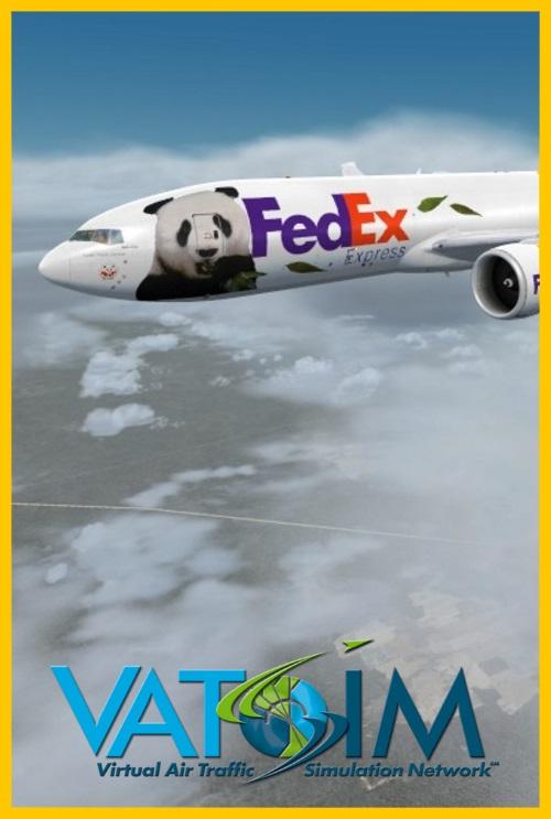FDXVA FedEx Express Virtual Airline